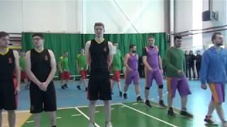 Турнир по баскетболу памяти Л В  Копяткевича 14- 15 04 2018г