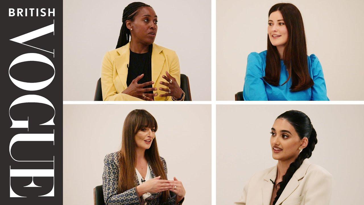 Platforms for Success I Vogue Talks l British Vogue & Pandora