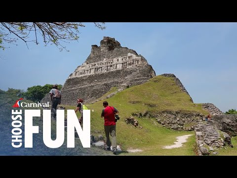 Xunantunich Mayan Ruins with Lunch in Belize | Carnival Shore Excursions | Carnival Cruise Line