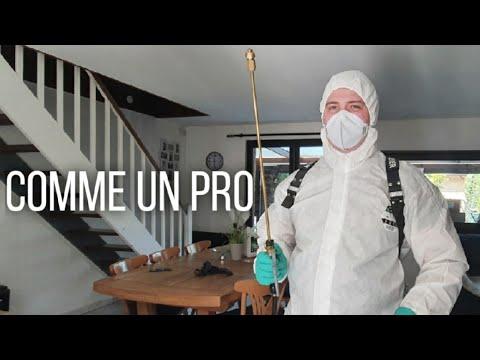 Coronavirus: Comment désinfecter son logement ? #step1