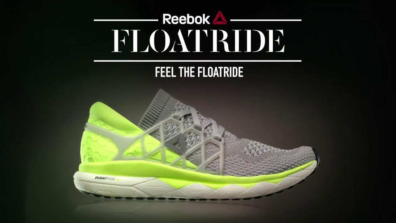 5e06de8c1ca4 Reebok FLOATRIDE - YouTube