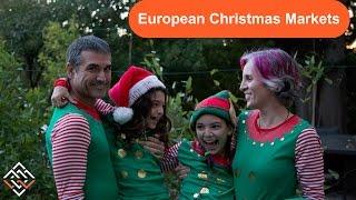 LIVING IN FRANCE - European Christmas Markets (Munich, Aix-En-Provence and Hyères)