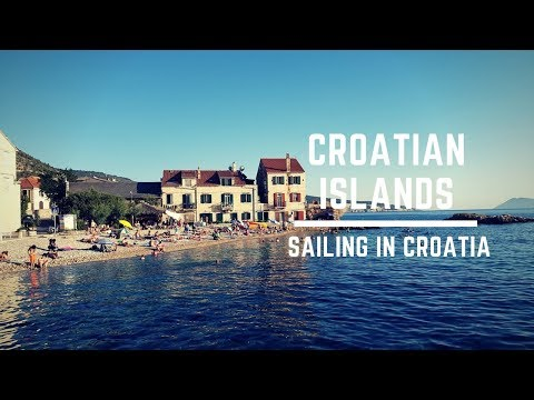 Sailing in Croatia | The Islands