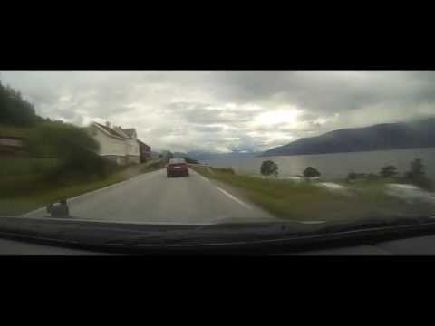 The Road Trip - Oslo To Bergen 2013 GoPRO
