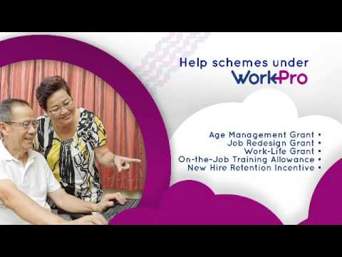 WorkPro Age Management Grant
