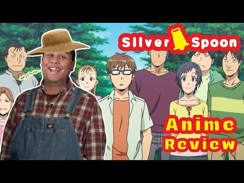 Silver Spoon Anime Review