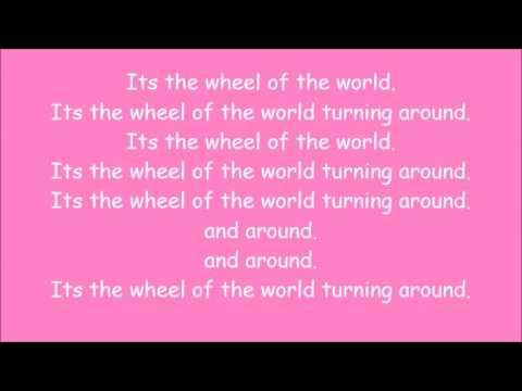 Download Carrie Underwood ~ Wheel Of The World (Lyrics)