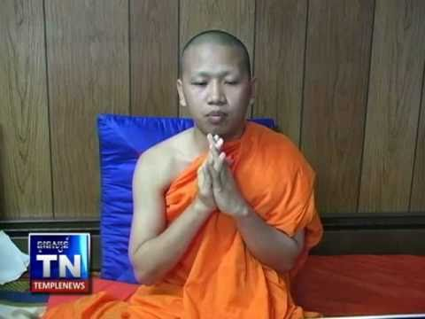 An Interview with Khmer Buddhist monks
