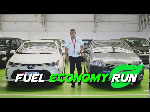 The Fuel Economy Run - Episode 1