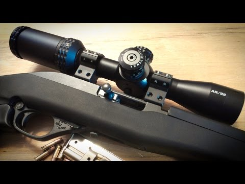 Bushnell 2-7x32 AR/22 Rifle Scope Review
