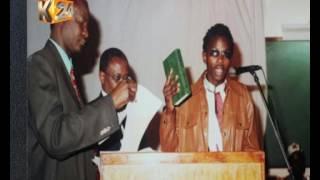 Mgombea mwenza Eliud Muthiora ameibua mihemko