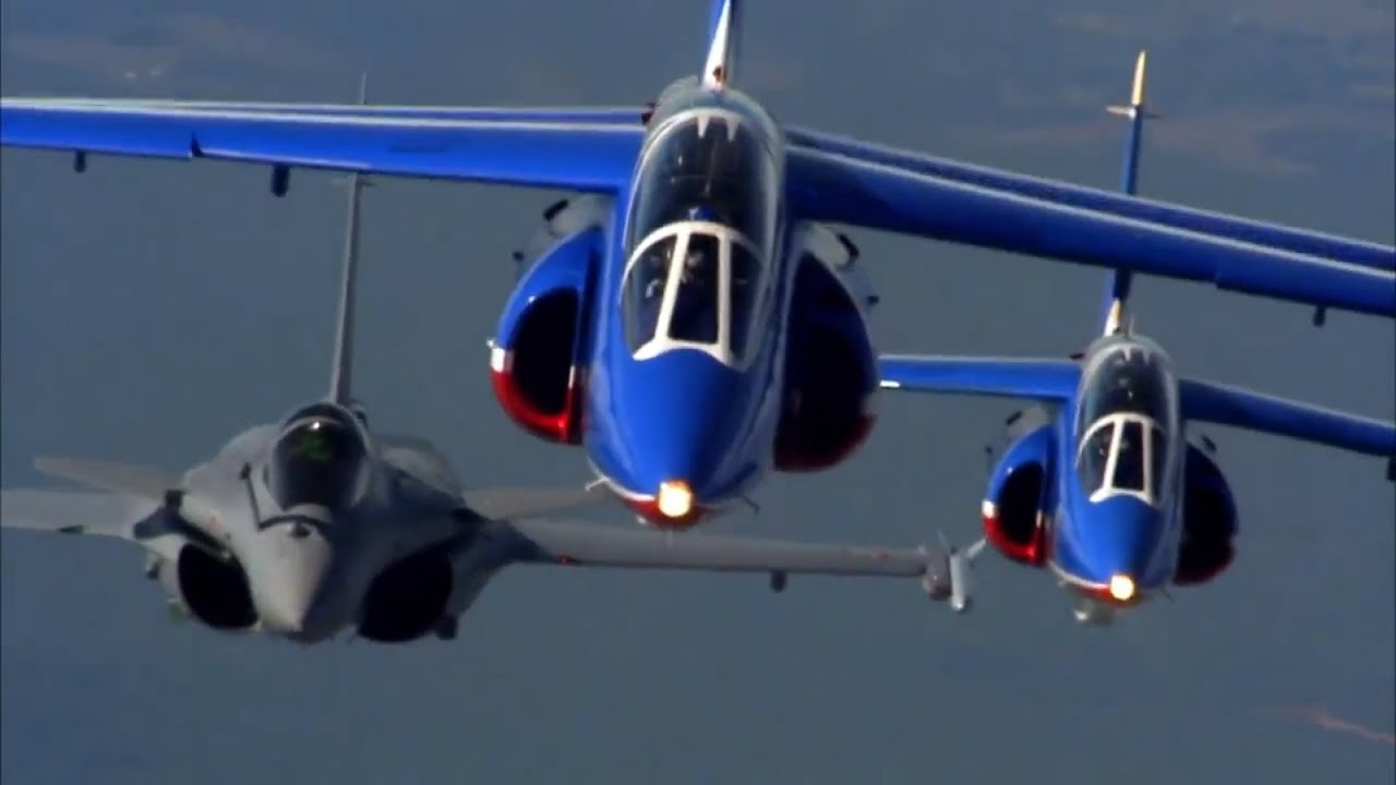 dassault rafale jetfighter patrouille de france 2014 presentation youtube. Black Bedroom Furniture Sets. Home Design Ideas