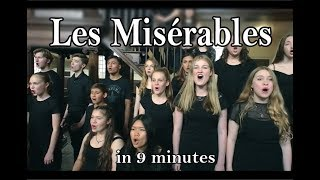 les misérables in 9 minutes amazing young singers live from spirit ypc