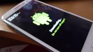 Flash Firmware Officiel Samsung Galaxy SIII ( via Odin ) [Français HD 720p]