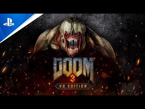 DOOM 3 VR Edition | Bande-annonce de révélation | PlayStation VR