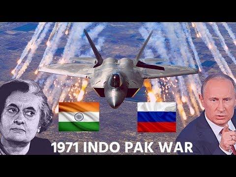 जब भारत के लिए आधी दुनिया से अकेले लड़ गया रूस - 1971 INDIA PAKISTAN - 97000 SOLDIERS SURRENDER