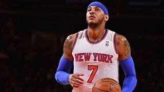 Repeat youtube video Carmelo Anthony's 62 Point Night! Watch Every Made Field Goal!