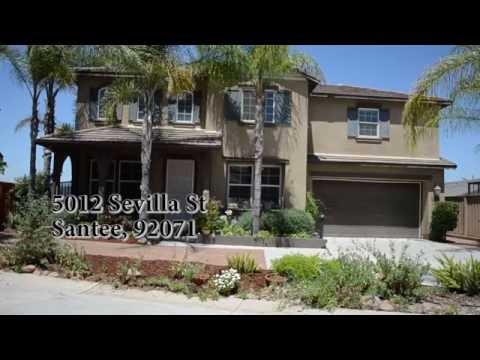 5012 Sevilla St, Santee 92071 - JOG Real Estate & Associates