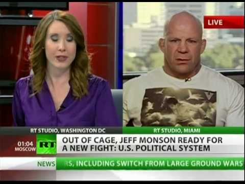 Jeff Monson: Anarchy is America