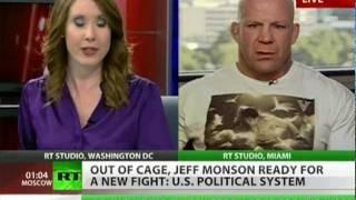 Jeff Monson: Anarchy is America