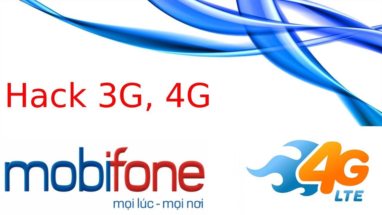 ✓Hướng dẫn cách HACK 4G MOBIFONE 2019    Đạt Huỳnh Gaming