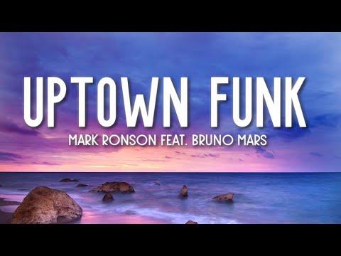 Mark Ronson - Uptown Funk (Lyrics) ft. Bruno Mars