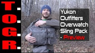 Yukon Outfitters Overwatch Sling Pack - Preview