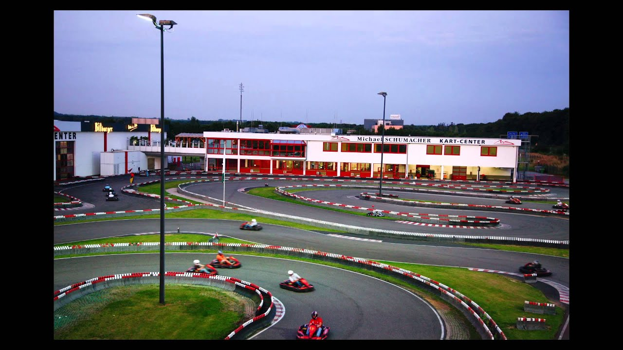 Michael Schumacher Kart Eventcenter In Kerpen Sindorf