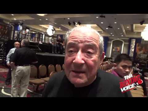 Bob Arum Walter vs Lomachenko Negotiation
