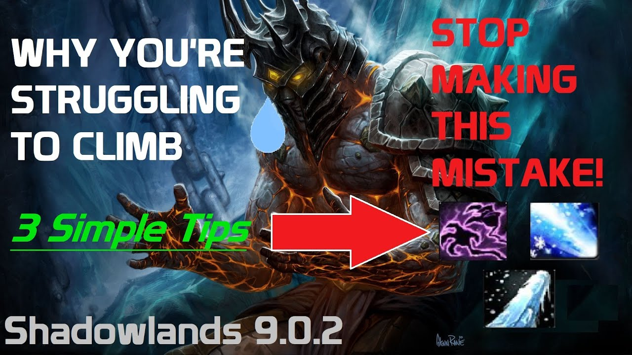 3 Reasons Why You Re Losing Games As A Frost Dk Death Knight World Of Warcraft Forums