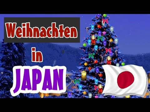 10 fakten ber weihnachten in japan youtube. Black Bedroom Furniture Sets. Home Design Ideas