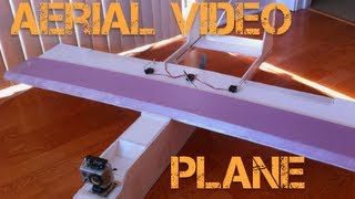 Rc Aerial Video Plane - Design