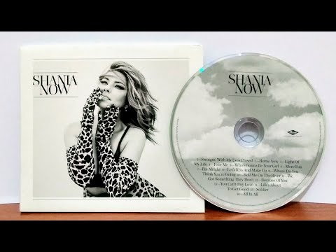 Unboxing: Shania Twain - Now (Deluxe...