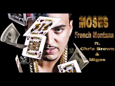 French Montana - Moses ft. Chris Brown, Migos (Audio)