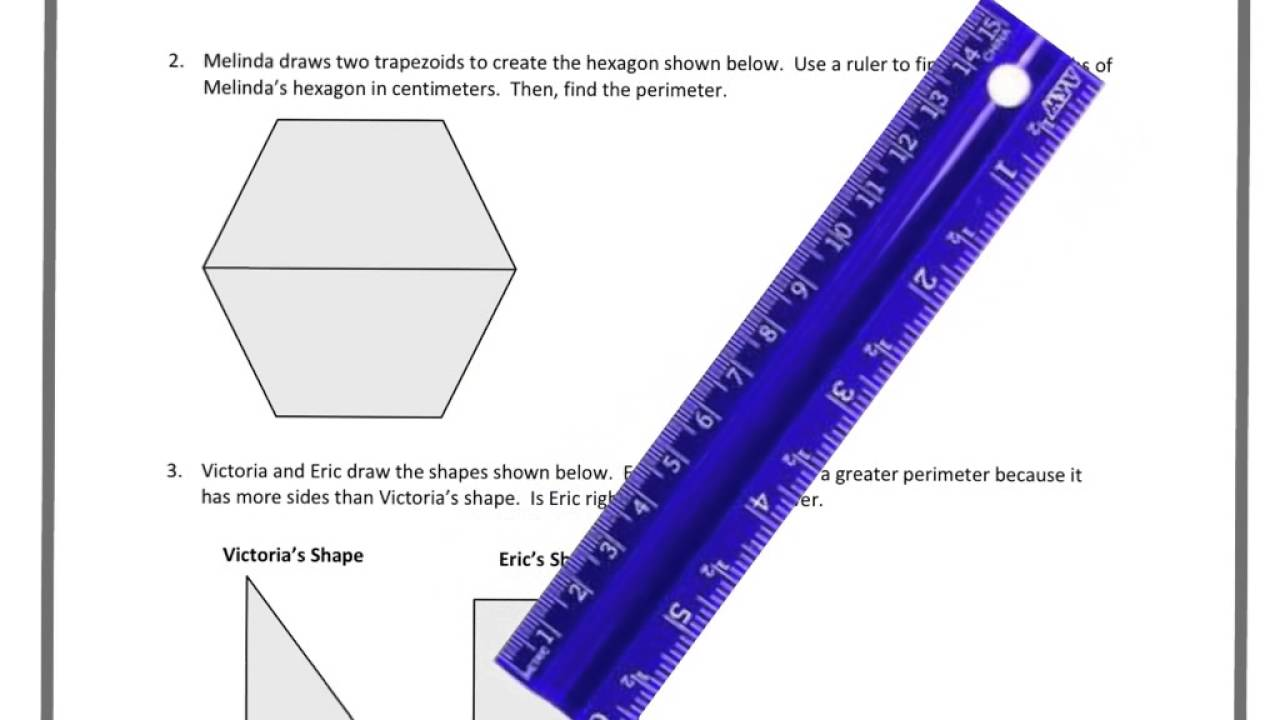 small resolution of Perimeter of Polygons (videos