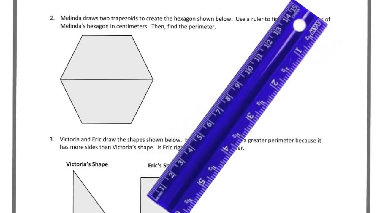 medium resolution of Perimeter of Polygons (videos