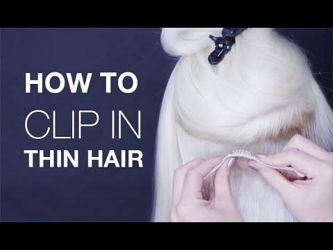 How to clip in hair extensions hair extensions for thin hair how to clip in hair extensions hair extensions for thin hair buy hair extensions pmusecretfo Choice Image