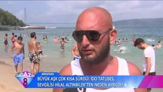 İstanbul'un Göbeğinde Rumeli Kavağından 4 Farklı Plaja Tatil Manzaraları