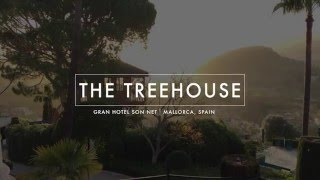 The Treehouse High Above the Mountains of Mallorca at Gran Hotel Son Net
