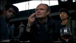 Clarence Boddicker = Red Forman