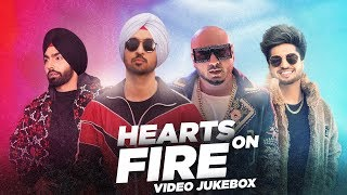 Hearts On Fire Jukebox Latest Romantic Songs 2020 Speed Records