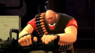Встречайте пулемётчика с другой музыкой Team Fortress 2