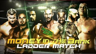 WWE Money in the Bank 2015: Money in the Bank Ladder Match 2015