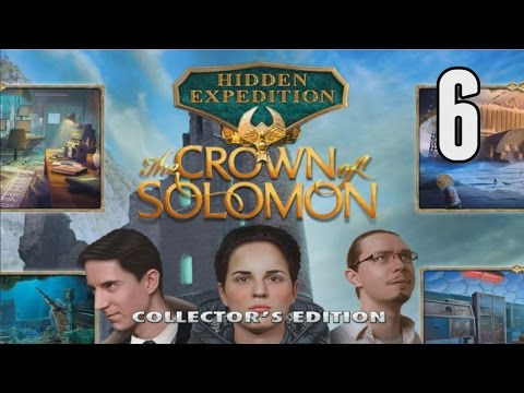 Hidden Expedition 7: The Crown of Solomon CE [06] w/YourGibs, Arglefumph - TIME FOR SCOTTISH PUB