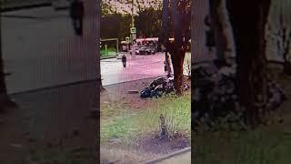 В центре Екатеринбурга иномарка сбила женщину