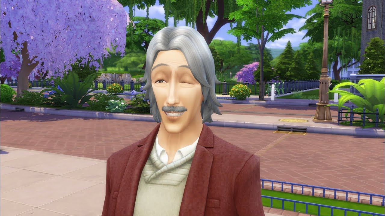 【The Sims4】春岡 図星の一生