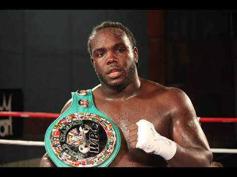 Cagesiders (Ep.14): guests Bermane Stiverne, Keith Veltre