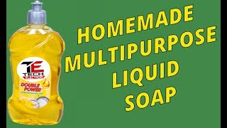 Download Video Making of Liquid Soap/Detergent at Home - Simple and Quick Steps MP3 3GP MP4