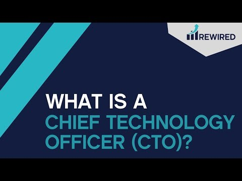 What is a Chief Technology Officer
