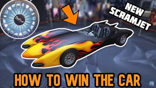*NEW* HOW  TO GET THE PODIUM CAR EVERY TIME! - HOW TO WIN THE CAR IN GTA! (GTA LUCKY WHEEL GLITCH!)